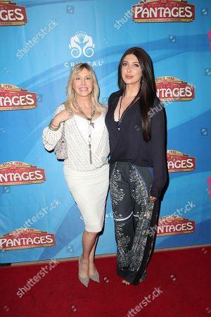 Lisa Gastineau and Brittny Gastineau
