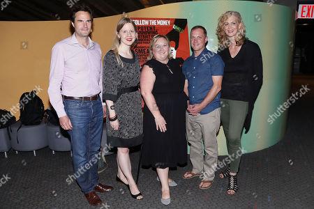 Chris White, Justine Nagan, Amy Letourneau, John Adams, Kimberly Reed (Director)