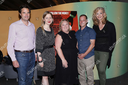 Chris White, Justine Nagan, Amy Letourneau, John Adams, Kimberly Reed (Director)