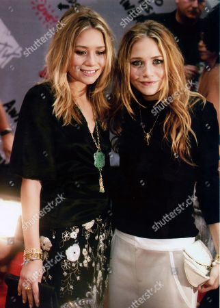 Mary-kate Ashley Olsen 2004