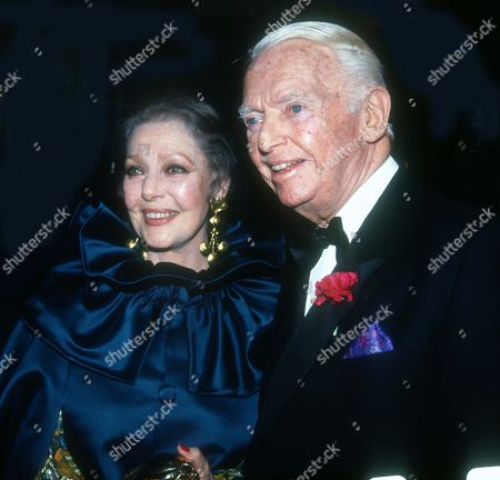 Loretta Young Douglas Fairbanks Jr 1991