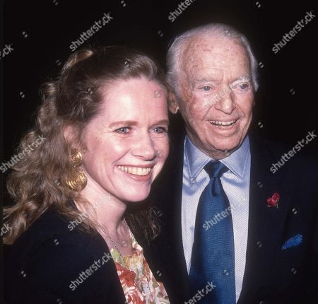 Liv Ullman Douglas Fairbanks Jr 1983