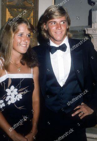 Tracy Austin Vince Van Patten 1984