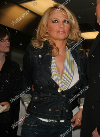 Pam Anderson 2006