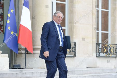Jacques Mezard, Minister of Territorial Cohesion