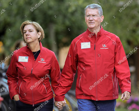Lori Robinson and David Robinson