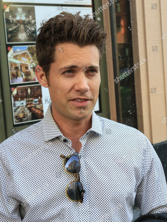 Stock Picture of Drew Seeley