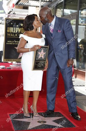 Editorial photo of US actress Niecy Nash is honored with a star on the  Hollywood Walk of Fame, USA - 11 Jul 2018