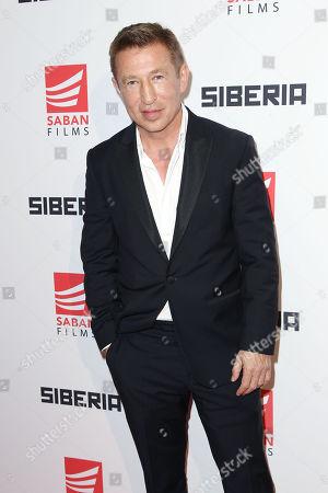 "Editorial image of New York Premiere of ""Siberia"", USA - 11 Jul 2018"