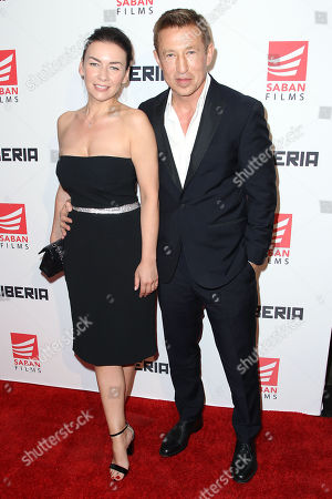 "Editorial picture of New York Premiere of ""Siberia"", USA - 11 Jul 2018"