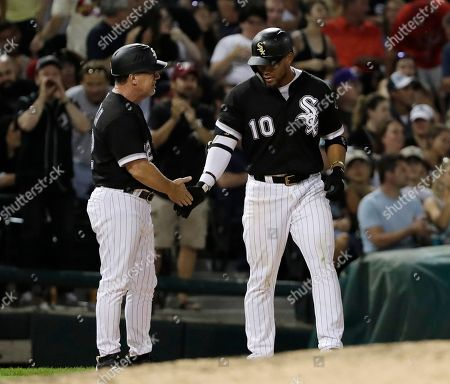 Editorial photo of Cardinals White Sox Baseball, Chicago, USA - 11 Jul 2018
