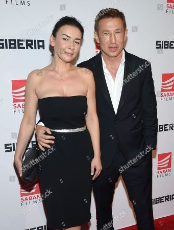 """Editorial picture of NY Premiere of """"Siberia"""", New York, USA - 11 Jul 2018"""