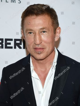 """Stock Picture of Pasha D. Lychnikoff attends the premiere of """"Siberia"""" at Metrograph, in New York"""