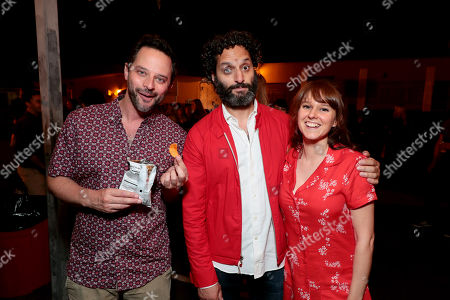 Editorial photo of Los Angeles special film screening of A24's 'Eighth Grade', Los Angeles, USA - 11 Jul 2018