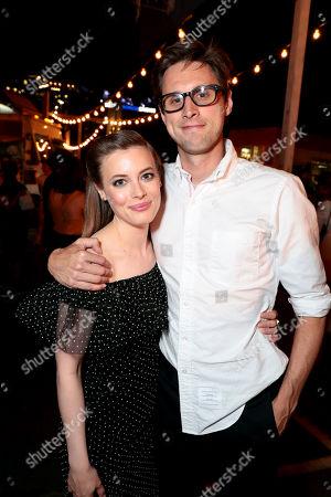 Gillian Jacobs, Christopher Storer, Producer,