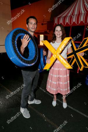 Dylan O'Brien, Sarah Ramos