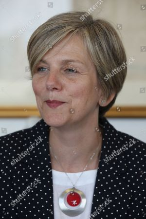 Stock Image of Lilian Greenwood MP, Chair of the Transport Select Committee
