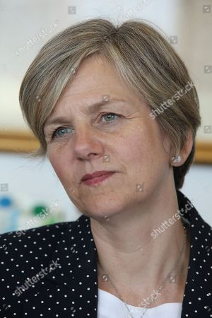 Stock Photo of Lilian Greenwood MP, Chair of the Transport Select Committee