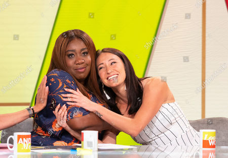 Editorial picture of 'Loose Women' TV show, London, UK - 12 Jul 2018