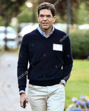 Stock Photo of Alfonso de Angoitia