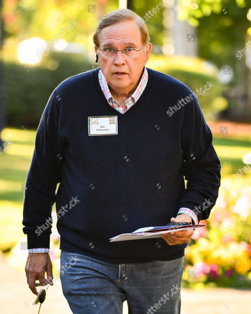 Stock Photo of Bill Heavener