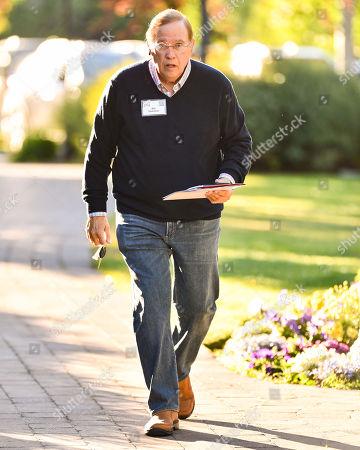 Stock Picture of Bill Heavener