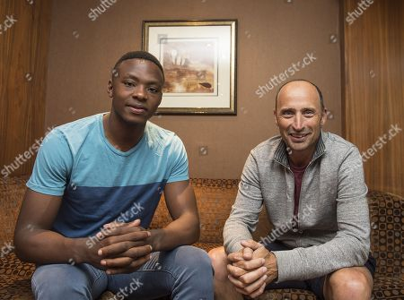 Kagiso Rabada South African Fast Bowler Talks To Sportsmails Nasser Hussain  Cricket Feature. England V South Africa