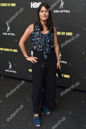 Editorial picture of 'Robin Williams: Come Inside My Mind' film premiere, Arrivals, New York, USA - 12 Jul 2018