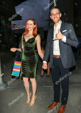Editorial image of 'Don't Worry, He Won't Get Far on Foot' film premiere, Los Angeles, USA - 11 Jul 2018