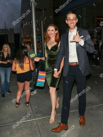 Editorial picture of 'Don't Worry, He Won't Get Far on Foot' film premiere, Los Angeles, USA - 11 Jul 2018