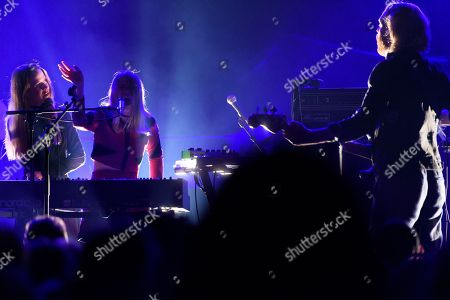 Editorial image of 52nd Montreux Jazz Festival, Switzerland - 12 Jul 2018
