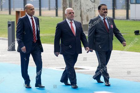 Iraq Prime Minister Haider al-Abadi
