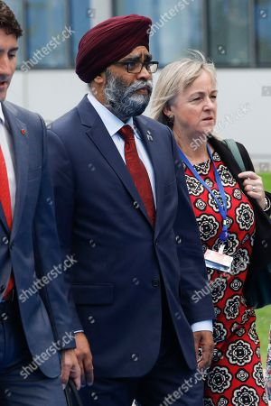 Editorial photo of NATO summit, Brussels, Belgium - 12 Jul 2018