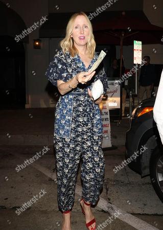 Editorial image of Celebrites at Craig's Restaurant, Los Angeles, USA - 11 Jul 2018