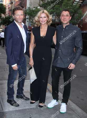 Stock Photo of Dmitry Chepovetsky, Veronica Ferres and Matthew Ross
