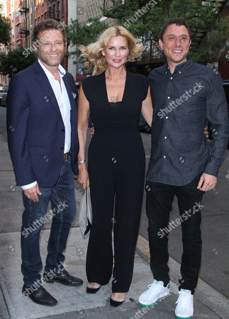 Stock Picture of Dmitry Chepovetsky, Veronica Ferres and Matthew Ross