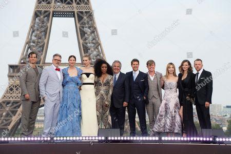 Editorial picture of 'Mission Impossible - Fallout' film premiere, Paris, France - 12 Jul 2018