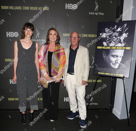Shirel Kozak (Producer), Marina Zenovich (Director) and Alex Gibney (Producer)