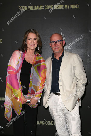Marina Zenovich (Director) and Alex Gibney (Producer)