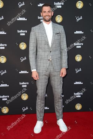 Editorial image of Sports Illustrated Third Annual Fashionable 50, Los Angeles, USA - 12 Jul 2018