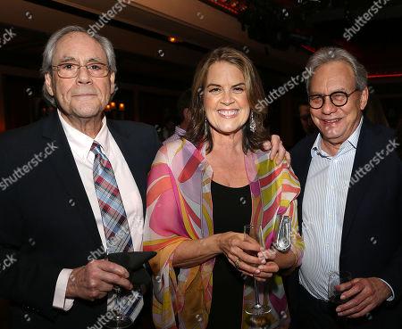 Robert Klein, Marina Zenovich (Director) and Lewis Black