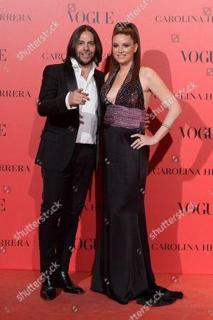 Editorial image of Vogue 30th Anniversary celebration, Madrid, Spain - 12 Jul 2018