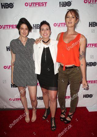 Laura Zak, Lisa Donato, Jen Richards