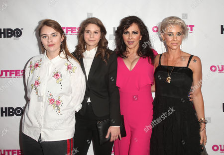Editorial image of Studio 54 Opening Night Gala, Outfest Film Festival, Los Angeles, USA - 12 Jul 2018