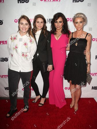 Charlotte Kennett, Elizabeth Manning, Marina Rice Bader, Nikki Caster