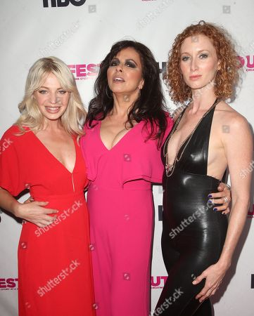 Editorial photo of Studio 54 Opening Night Gala, Outfest Film Festival, Los Angeles, USA - 12 Jul 2018