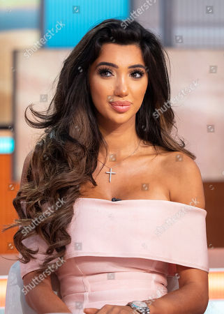 Stock Picture of Chloe Khan