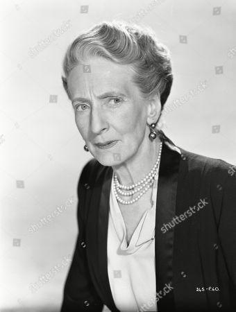 Stock Image of Marjorie Fielding (Mother Heathley)