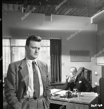 Patric Doonan (Brian Jackson), Walter Fitzgerald (Sir Charles Craddock)
