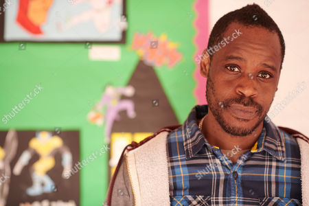 Stock Picture of Seun Shote as Pat.